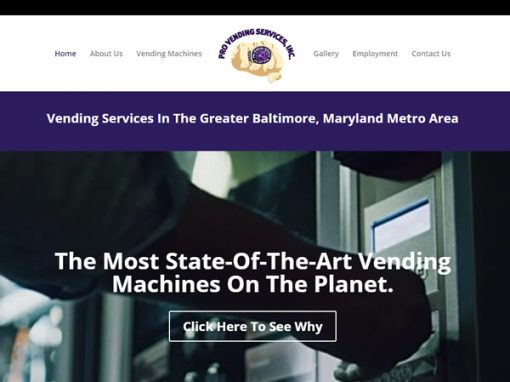 Pro Vending Services