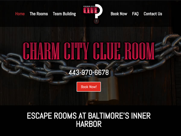 Charm City Clue Room